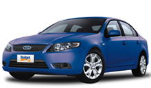 Group P - FORD XR6 SPORT or similar