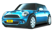 (Group A5) MINI Cooper S