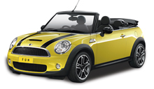 (Group I5) MINI Cooper S Cabrio