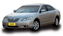 (Group S) Toyota Camry Sedan