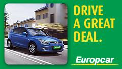 Europcar Australia Car Rental Deal